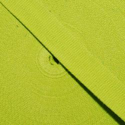Baumwollgurtband 25mm apfelgrün