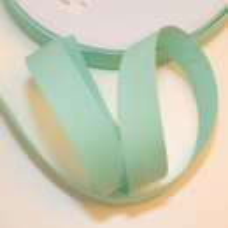 Schrägband uni mint