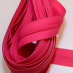 """Reissverschluss """"Nylon 4"""" pink"""