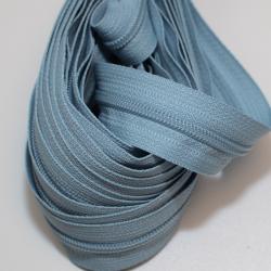 """Reissverschluss """"Nylon 4"""" hellblau"""