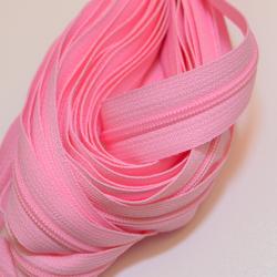 """Reissverschluss """"Nylon 4"""" rosa"""