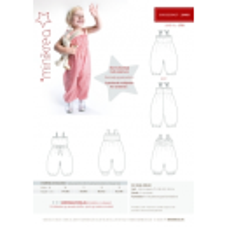 Overall Baby - minikrea