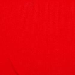 Bündchenstoff rot