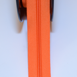 Reissverschluss Nylon 6 orange