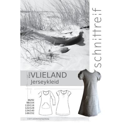 kleinVlieland - Jerseykleid