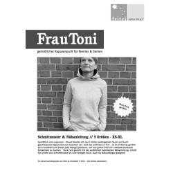 FrauToni - Kapuzensweater
