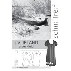 Frau Vlieland - Jerseykleid