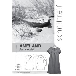 Frau Ameland - Sommerkleid